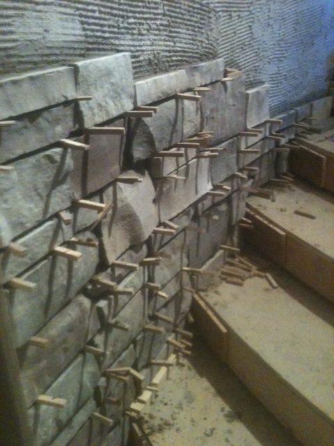 Interior Natural Stone Veneer