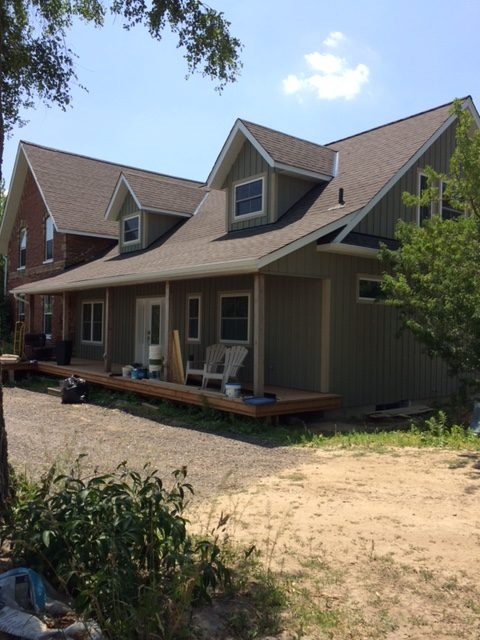 Maibec Board & Batten Siding